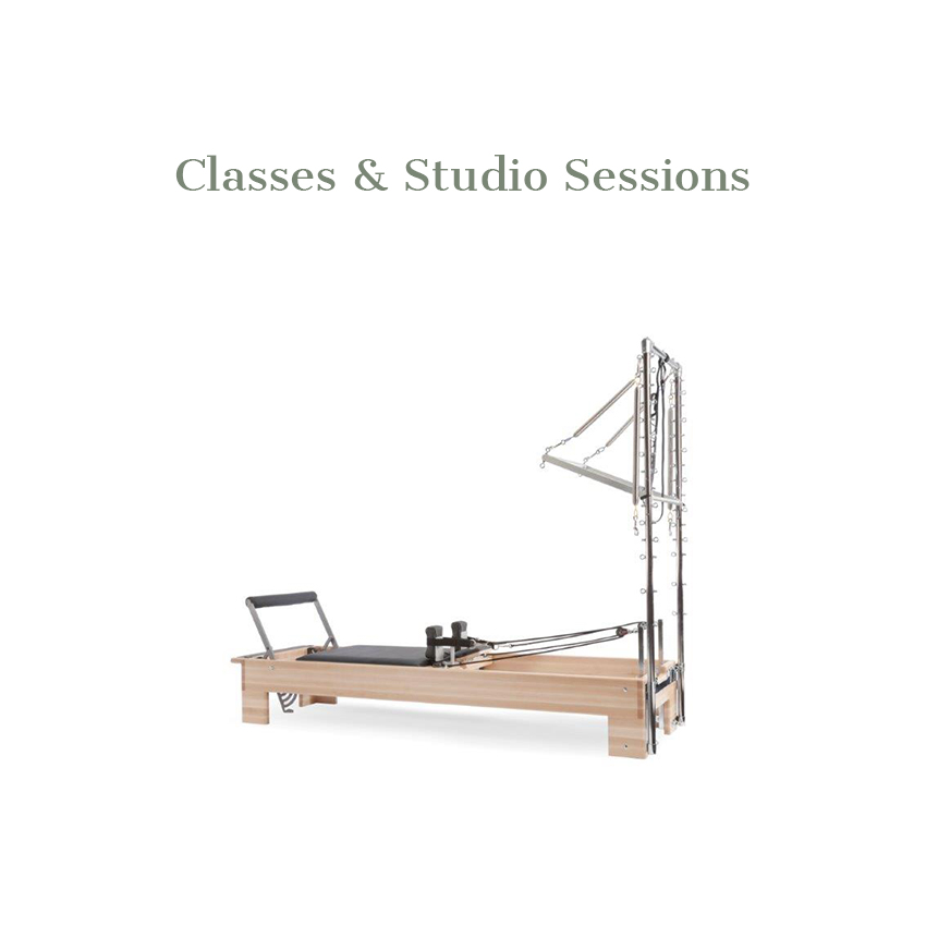 Classes and Studio Sessions